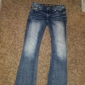 Rock Revival Aleah Jeans